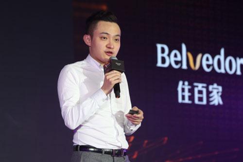 孙宇晨回应质疑:非法集资、洗钱等传言均不属实