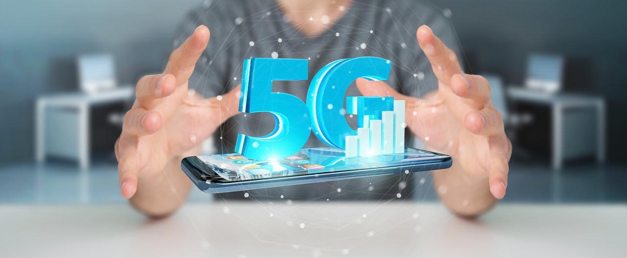 5G,芯片定命