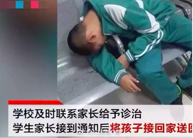 邯郸市翰光学校学生集体腹泻发烧,教育局、卫健委回应:领导现全部在现场