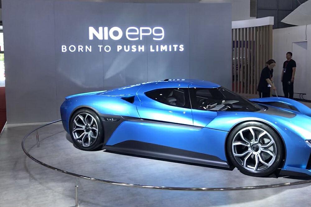 蔚来汽车的未来,押注在蔚来中国的融资能力上