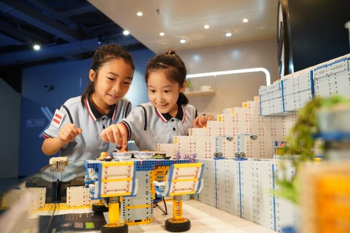 优必选科技人工智能教育项目落地杭州余杭