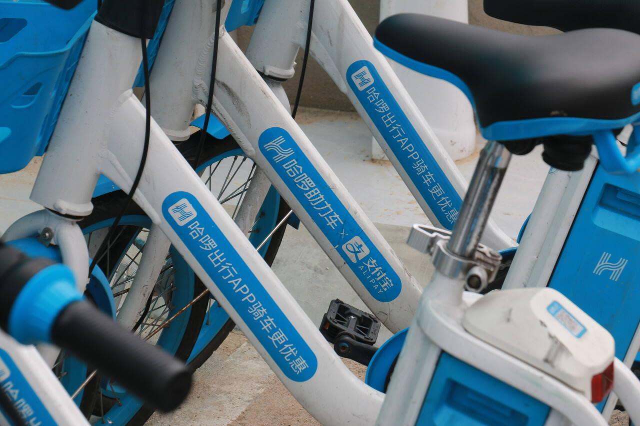 共享电单车2.0时代:从野蛮生长到聚焦下沉
