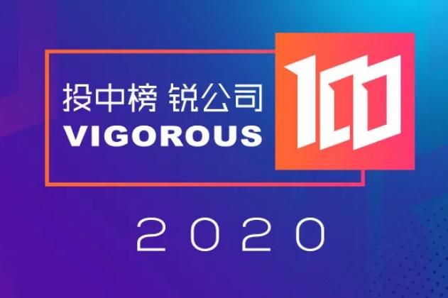 2020投中榜·锐公司100榜单